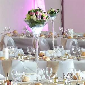 Deco Centre De Table Mariage : bougie pour decoration table ~ Teatrodelosmanantiales.com Idées de Décoration