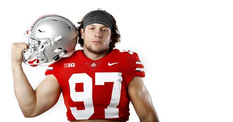 ohio state football nick bosa      win