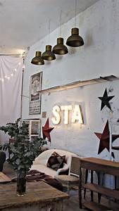 Deco Murale Industrielle : la lettre murale cr ation unique pour une d coration murale r ussie ~ Teatrodelosmanantiales.com Idées de Décoration