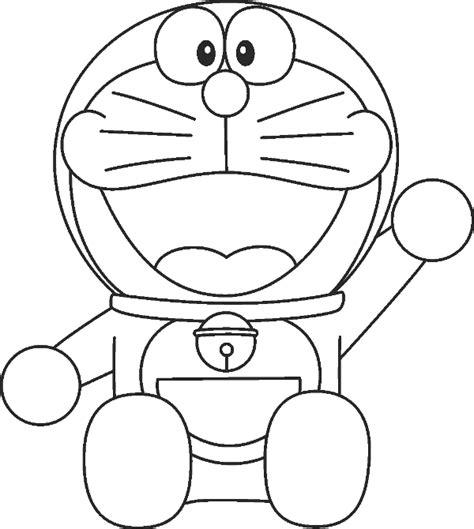 Ya, dia tidak lain dan tidak bukan adalah doraemon. Belajar mewarnai untuk anak - gambar doraemon kucing ...