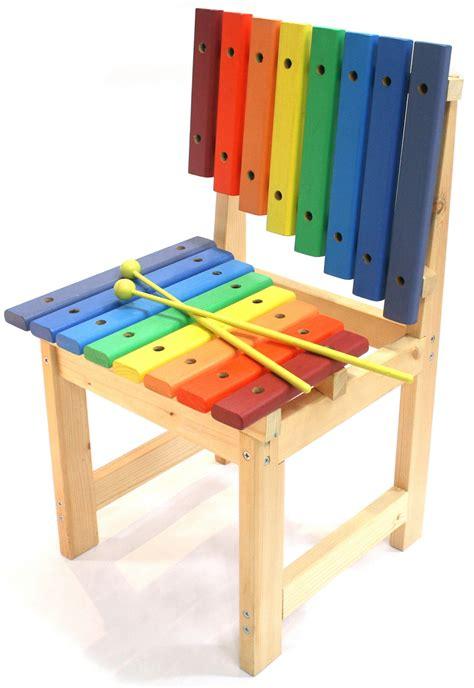 daisung kim xylophone chair
