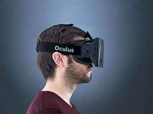 Virtual Reality Just Got Real  Could The Oculus Rift Headset Change The Way We Play  Work And