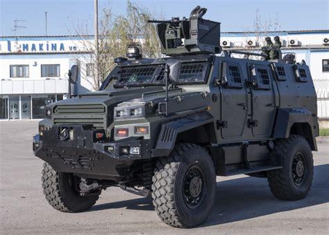 Pakistan Will Produce Turkish Vehicle Nurol Ejder Yalcin