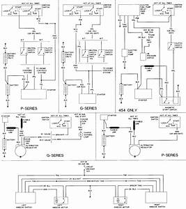 Chevrolet Van Wiring Diagram