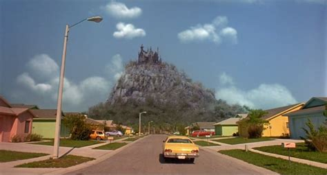 edward scissorhands  filming locations