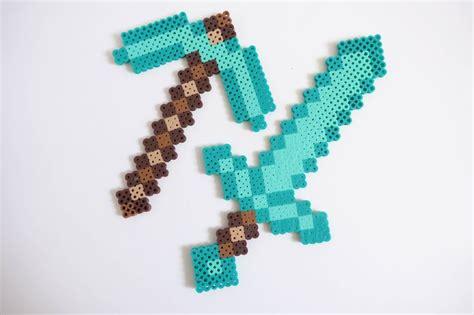Best 25+ Hama Minecraft Ideas On Pinterest