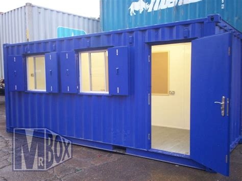 container bureau location 20ft office container accommodation