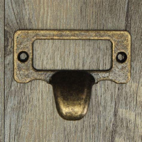 r 233 tro poign 233 e tiroir porte etiquette laiton meuble armoire