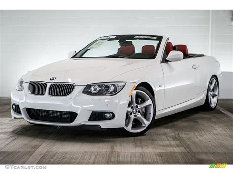 Bmw 335i Convertible by Alpine White 2013 Bmw 3 Series 335i Convertible Exterior