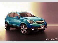 Impressie Opel Astra SUV GroenLichtbe