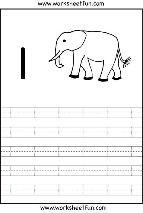 number tracing worksheets  kindergarten   ten
