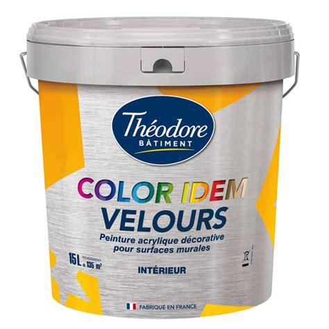 peinture acrylique pour façade peinture acrylique velours pour surfaces murales chambre