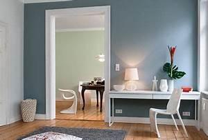 Welche Farbe Für Wohnzimmer : wohnzimmerwand farbe ~ Orissabook.com Haus und Dekorationen
