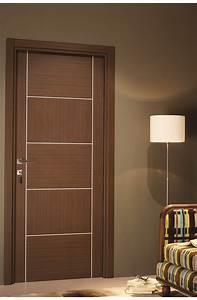 porte interieur casoar finition wenge porte design et With modele porte interieur maison