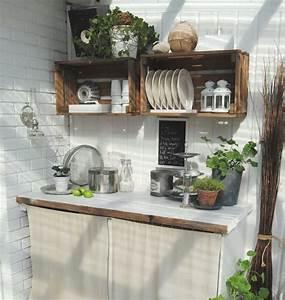 6 idees reperees sur pinterest pour renouveler sa deco cet With idee deco cuisine avec pinterest jardin deco