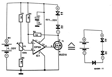 circuit diagram cell wiring library