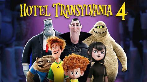 Hotel Transylvania 4, svelato il logo, il titolo e la ...