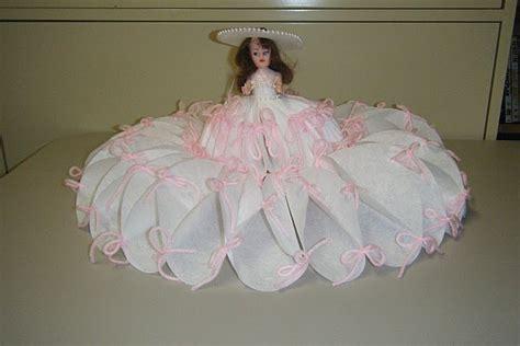 Milk filter bed dolls?