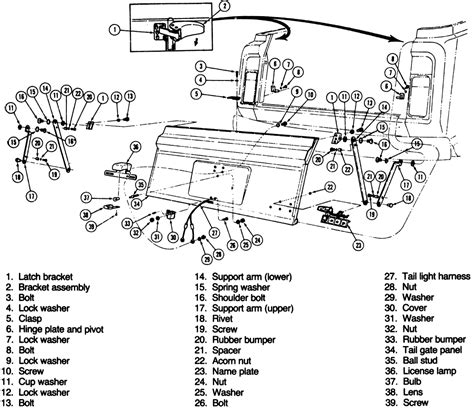 Jeepster Wiring Diagram Library