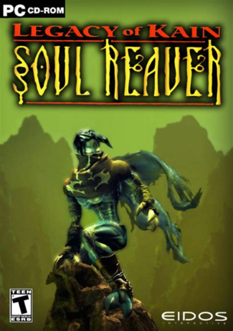 Legacy Of Kain Soul Reaver Windows Ps1 Game Mod Db