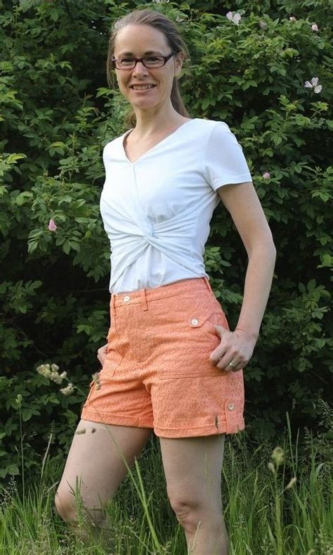 two patterns released angelia shorts and kathryn top