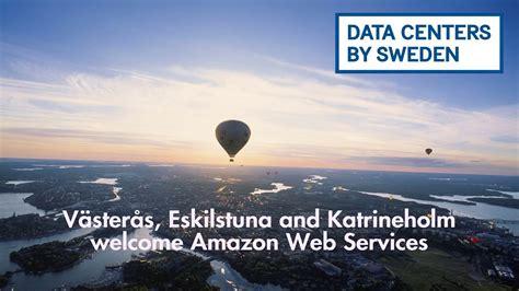 data centers  sweden amazon web services aws youtube