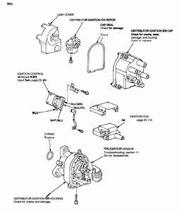 Odenn Honda Civic Vtec  Ignition Control Module Honda