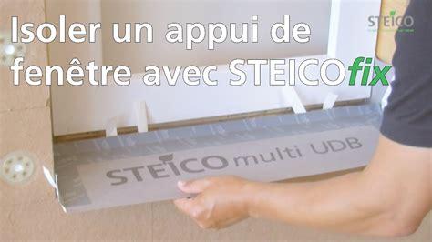 isolation des appuis de fen 234 tre avec steicofix