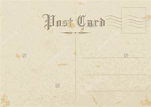 15+ Old Postcard Templates – Free Sample, Example, Format ...