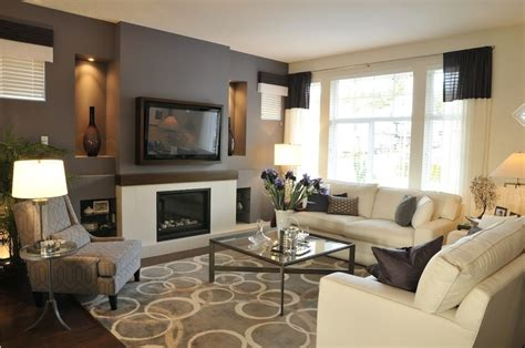paint colors living room accent wall modern living space with grey accent wall