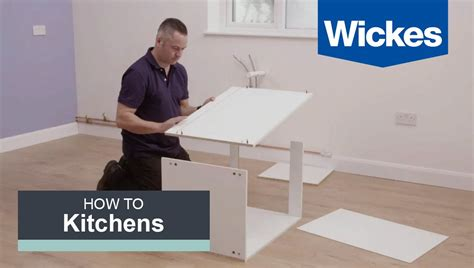 how do you build kitchen cabinets how to build a kitchen cabinet with wickes 8436