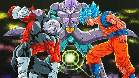 Dragon Ball Latest Anime Dragon Ball Super Latest News Hints Tournament Of Power Is