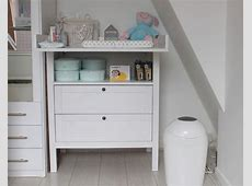 Tour of Aria's Nappy Changing Table A Slice of my Life Wales
