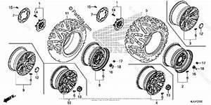 35 Honda Pioneer 1000 Parts Diagram