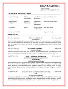 Line Cook Resume Template Resume Cbell