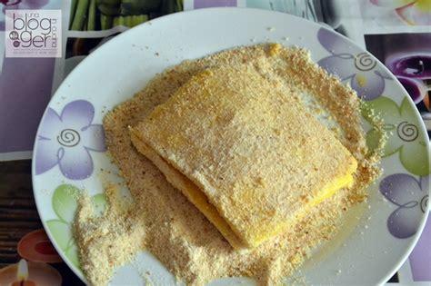mozzarella in carrozza in forno mozzarella in carrozza al forno