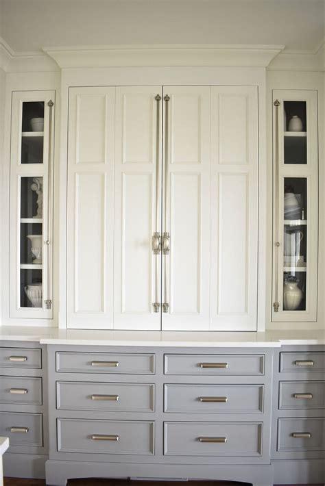 nantucket inspired white kitchen design home bunch