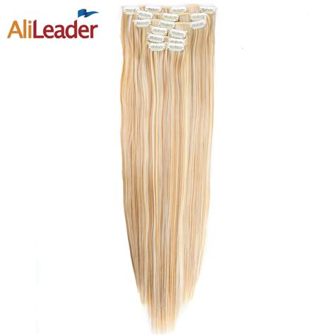 Alileader Products 6 Pcsset 16 Clips Clip In Hair