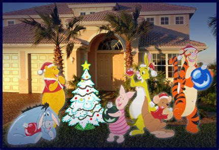 christmas cut out yard decorations christmas yard wood cut outs christmas holiday wooden cutout lawn decorations merry