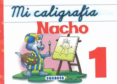 ¡juega gratis a nacho libre: Libro Nacho Letra M : algo que decir y mostrar ...