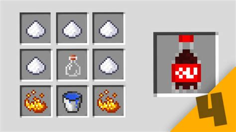 Minecraft Crafting Ideas (daily #4)