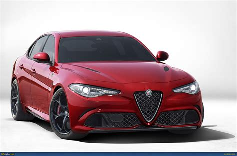 Ausmotivecom » Alfa Romeo Shows Off The New Giulia