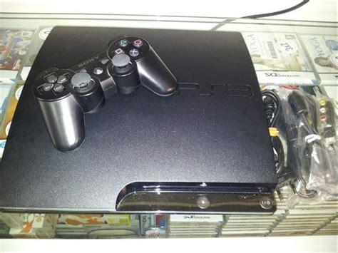 console playstation 3 usata console ps3 slim 160gb usato garantito