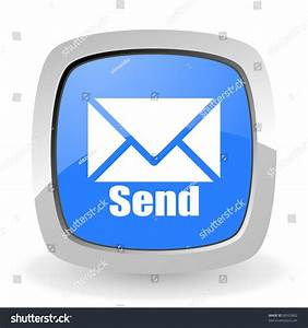 Send Email Icon Stock Photo 98932802 : Shutterstock