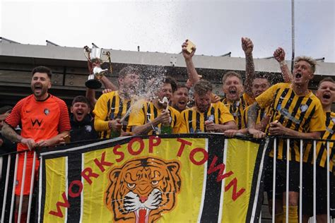 New Worksop Town vice-chairman Max Ross hails fundraising ...
