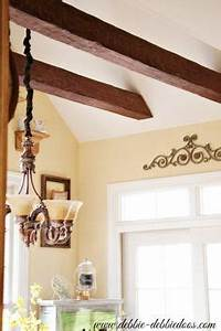 high ceilings ceilings and how to decorate on pinterest With kitchen cabinets lowes with ifta sticker application