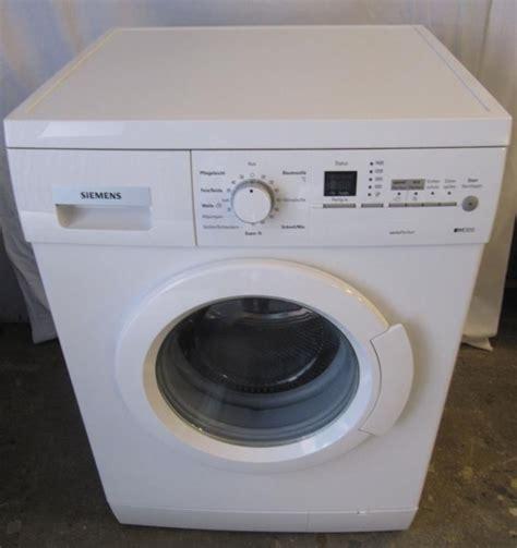 siemens waschmaschine wm14e325 iq300 varioperfect schariwari shop