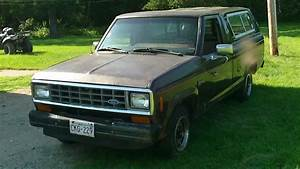 My 1987 Ford Ranger