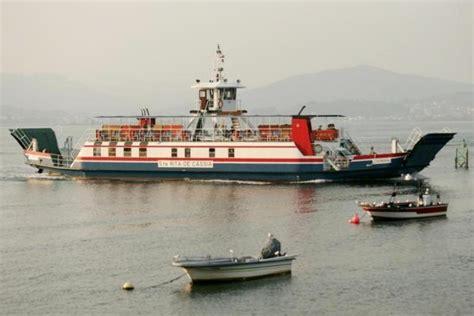 Ferry Boat Viana Do Castelo by Ferry Boat Santa Rita De C 225 Ssia Interrompe Travessias A