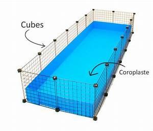 Cage A Cochon D Inde : astuce comment construire une cavy cage pour cochon d 39 inde ~ Dallasstarsshop.com Idées de Décoration